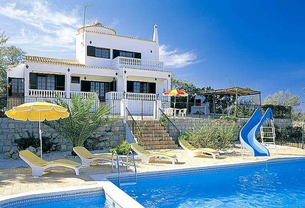 Villa In Loul Algarve Casa S O Clemente